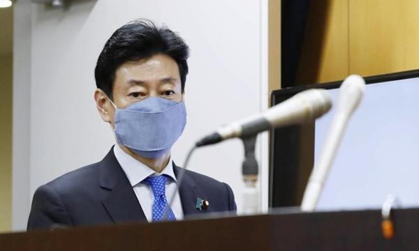 マスク の の 作り方 大臣