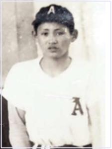 菅義偉の野球姿