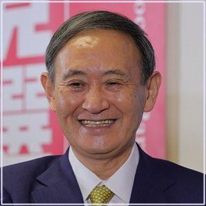 菅首相のグレイヘア