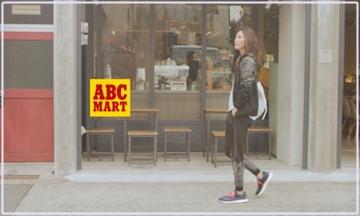 福田萌子 ABC-mart