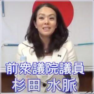 杉田水脈議員2015年10月