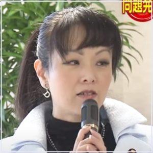 杉田水脈議員の前髪