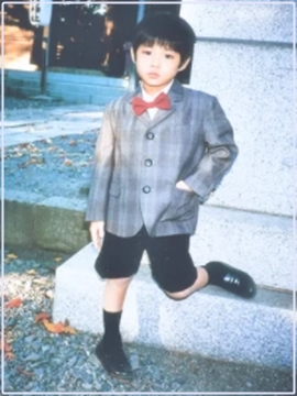 磯村勇斗の幼少期