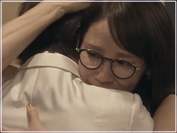 恋する母たち キスシーン
