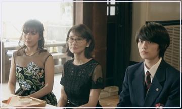 恋する母たち 杏と斉木の結婚式