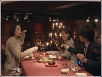 恋する母たち レストラン