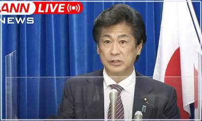 田村憲久厚労大臣 会見 12月25日