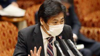 田村憲久厚労大臣の髪型