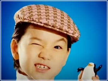 ソーズビー 子役時代 マクドナルドCM